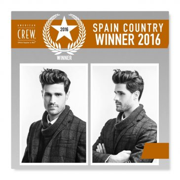SPAIN COUNTRY WINNER AMERICAN CREW ALL STARS CHALLENGE 2016