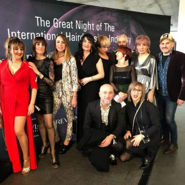 International Hairdressing Awards en Madrid
